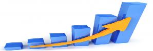 稼働率の改善のイメージ